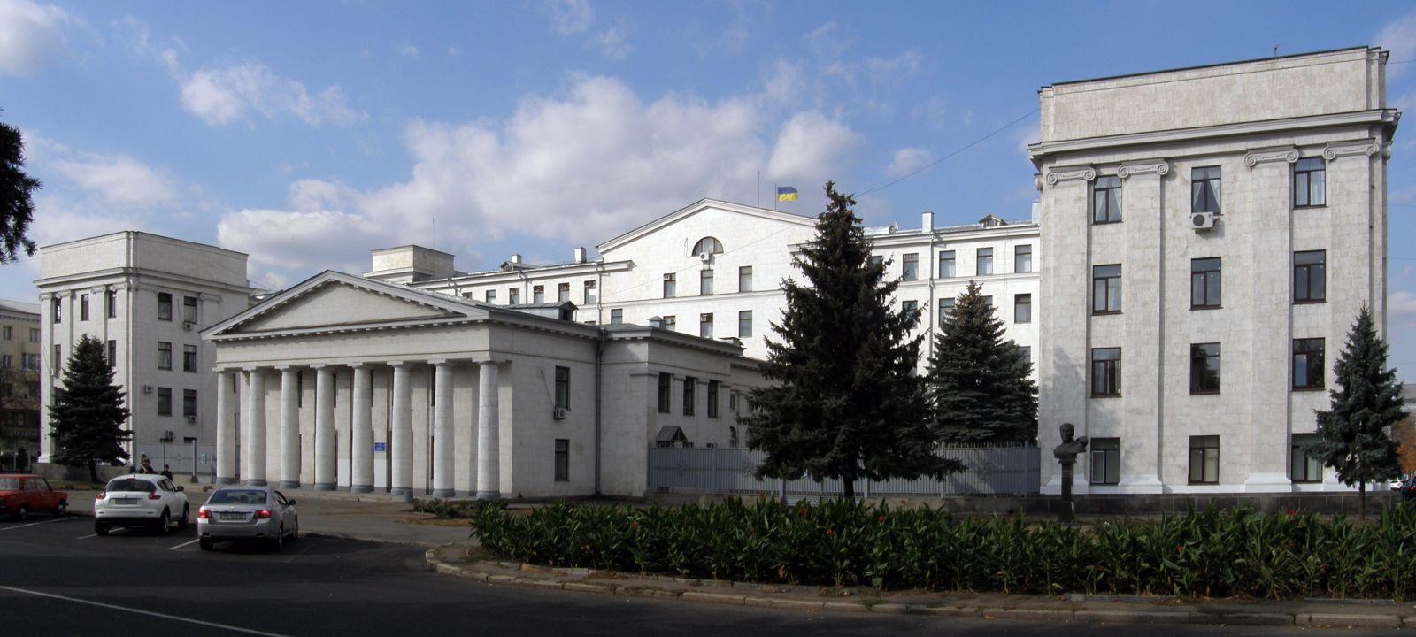 Здание луганской ога фото 6