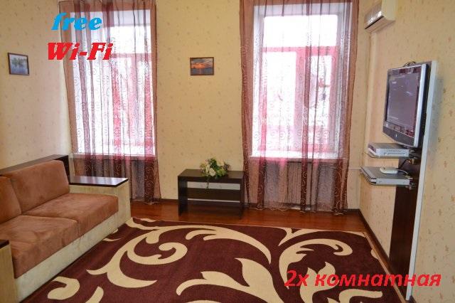 2 комн. квартира в Днепропетровске, Вокзальная 6