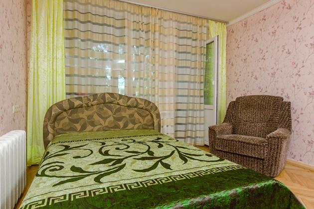 1-комнат. квартира в Киеве, Луначарского 7