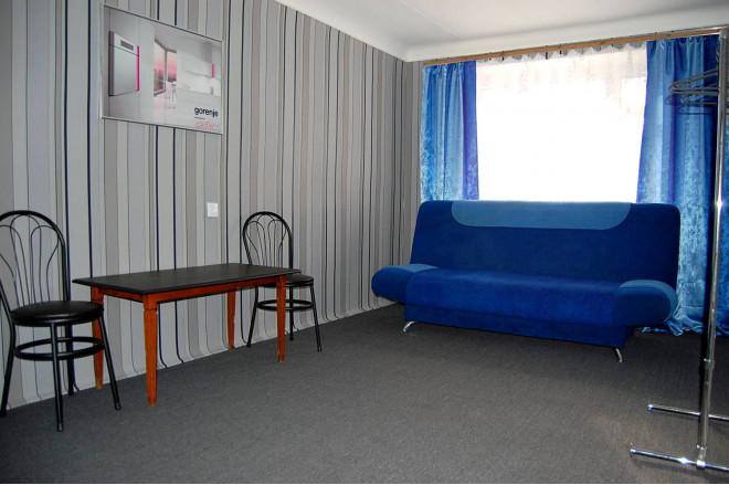 1-комнат. квартира в Полтава, Фрунзе 20