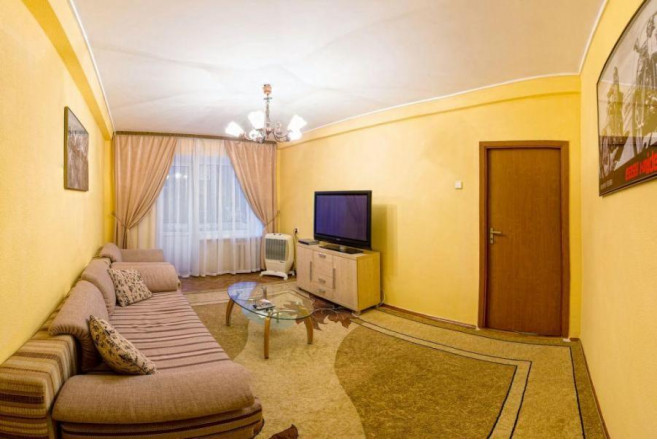 2-кімнат. квартира в Київ, Старокиевский переулок 5