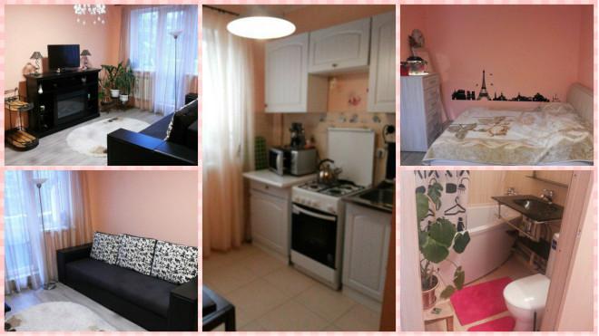 2-комнат. квартира в Харькове, маршала жукова 16
