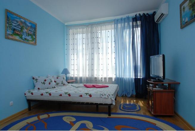 1-кімнат. квартира в Київ, Днепровская Набережная 26-А