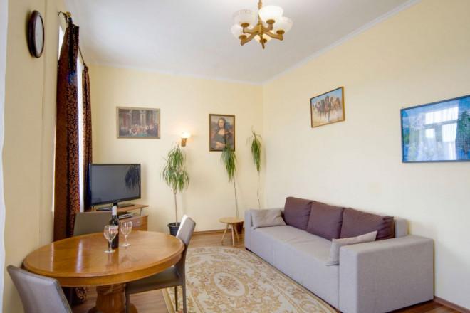 Зображення 5 - 3-кімнат. квартира в Київ, Лысенко 4