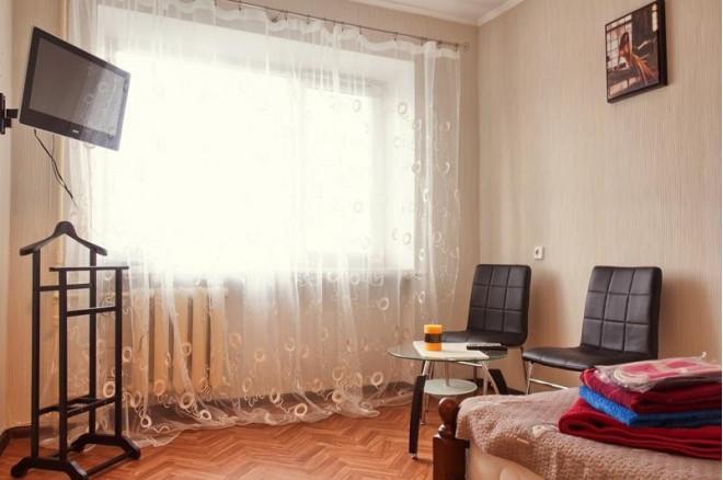 1-комнат. квартира в Киеве, Дегтяревская 11-В