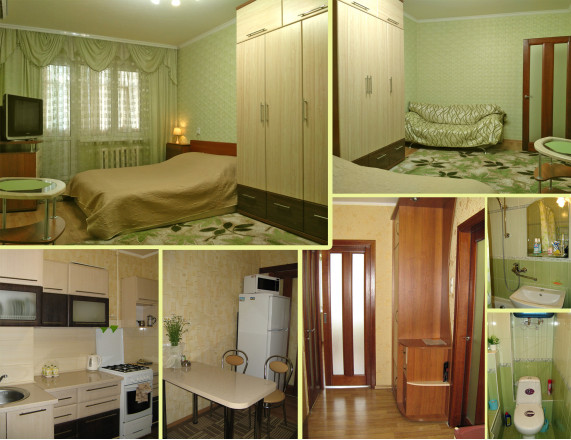 1-комнат. квартира в Белая Церковь, Декабристов 75