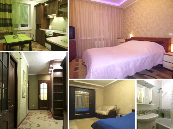 2-комнат. квартира в Белая Церковь, Ивана Мазепы 45